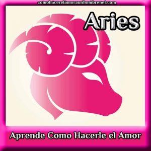 Cómo Hacerle el Amor a un Hombre Aries
